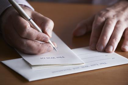 怎樣寫遺囑才有效