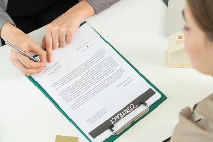最新簡易勞動合同