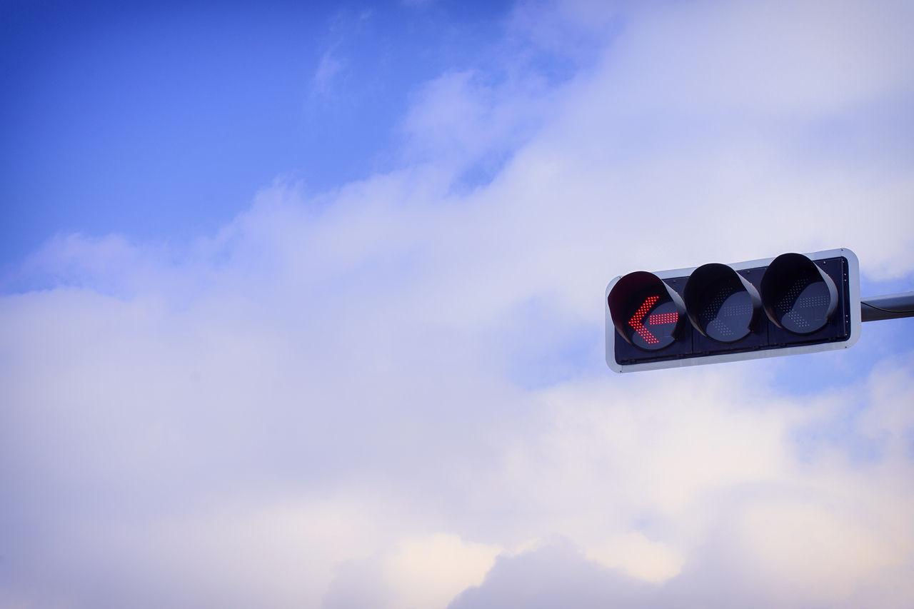 左转忘打转向灯出车祸怎么罚