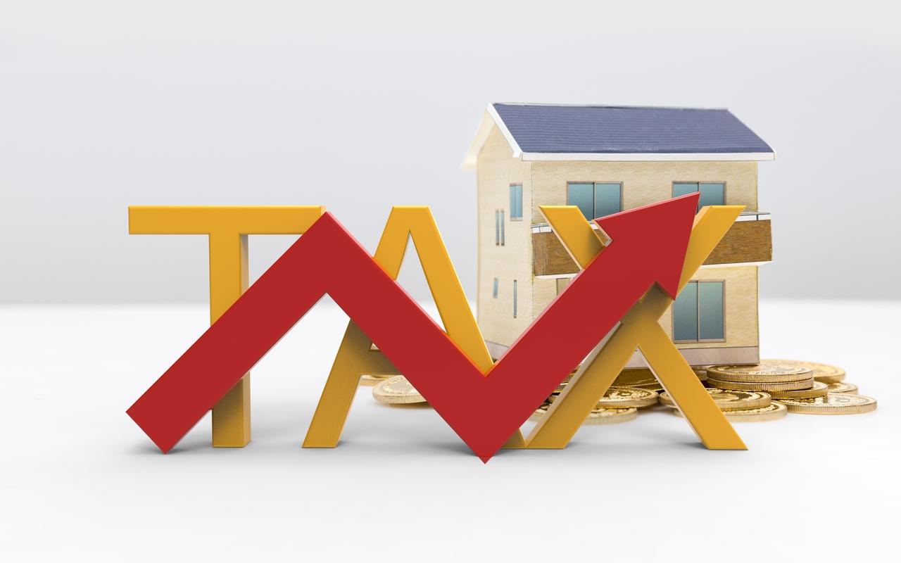 房产交易中房产税怎么征收