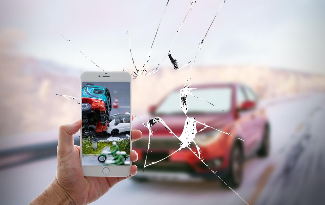 车撞人车祸官司怎么办
